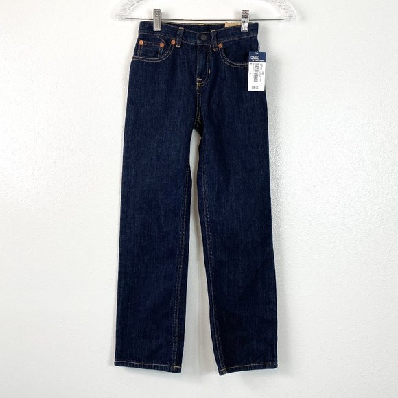 NWT Ralph Lauren Polo Jeans Slim 381 Child 7